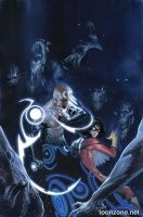 AVENGERS WORLD #8 (Gabriele Dell'Otto Variant)