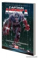 CAPTAIN AMERICA VOL. 2: CASTAWAY IN DIMENSION Z BOOK 2 TPB