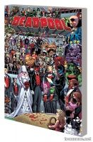 DEADPOOL VOL. 5: WEDDING OF DEADPOOL TPB