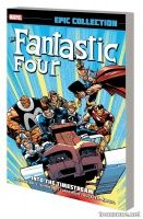 FANTASTIC FOUR EPIC COLLECTION: INTO THE TIMESTREAM TPB