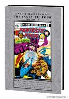 MARVEL MASTERWORKS: THE FANTASTIC FOUR VOL. 16 HC