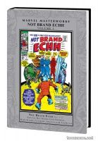 MARVEL MASTERWORKS: NOT BRAND ECHH VOL. 1 HC