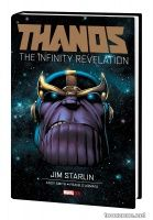 THANOS: THE INFINITY REVELATION OGN-HC