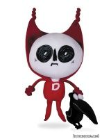 DC NATION: DEADMAN AND CROW PLUSH FIGURE 2-PACK