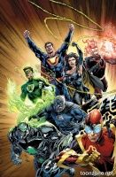JUSTICE LEAGUE VOL. 5: FOREVER HEROES HC
