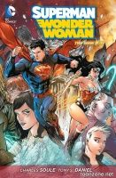 SUPERMAN/WONDER WOMAN VOL. 1: POWER COUPLE HC