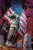 STAR-SPANGLED WAR STORIES FEATURING G.I. ZOMBIE #1