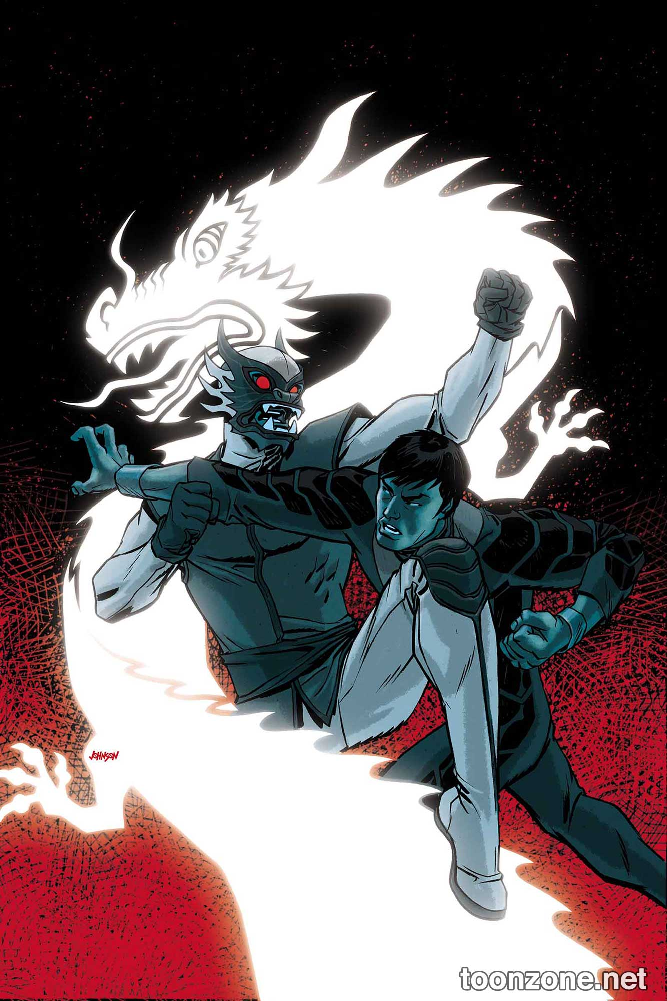 DEADLY HANDS OF KUNG FU #3 (of 4)