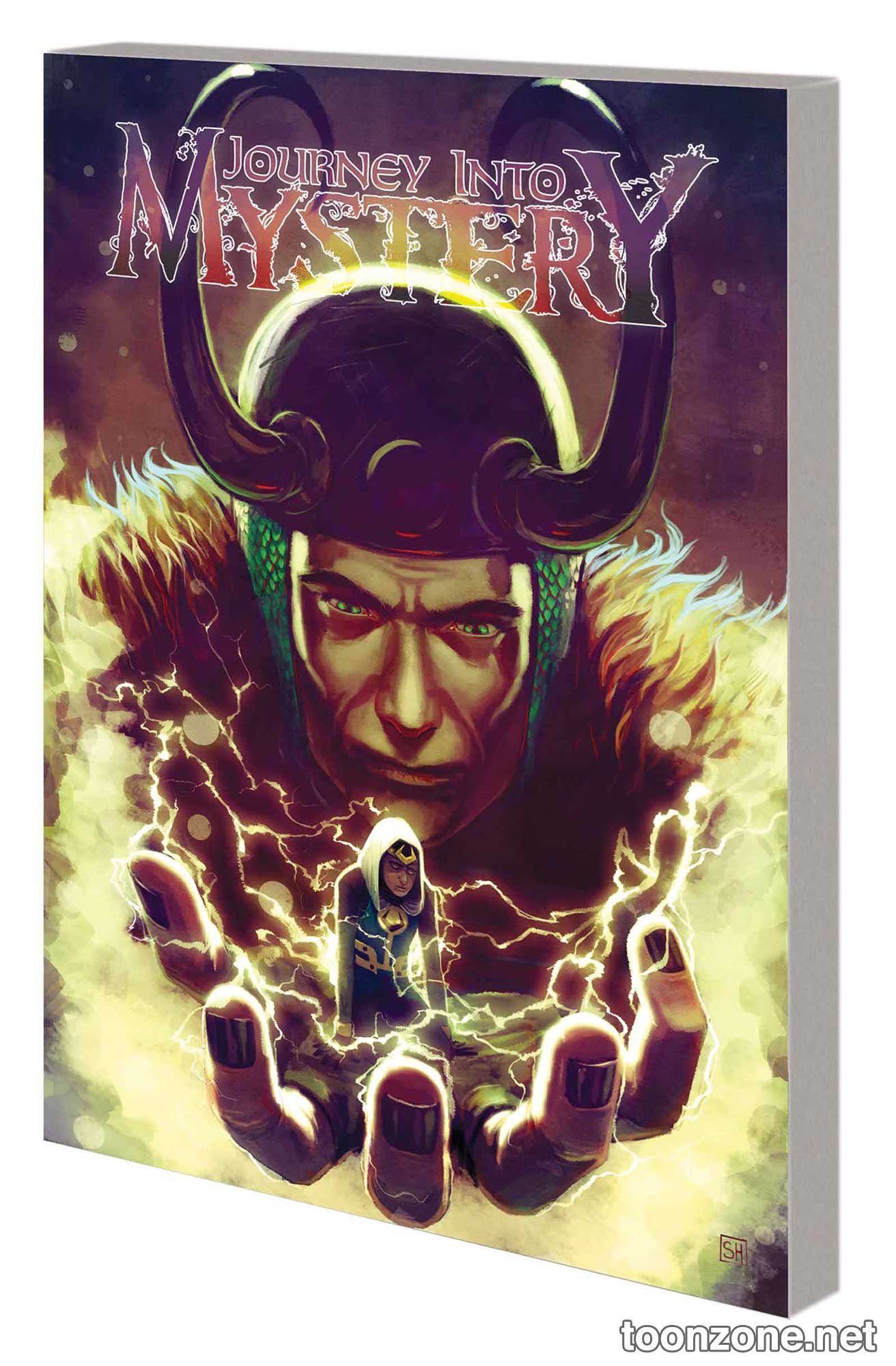 JOURNEY INTO MYSTERY BY KIERON GILLEN: THE COMPLETE COLLECTION VOL. 2 TPB