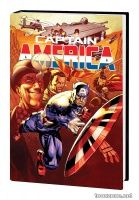 CAPTAIN AMERICA VOL. 4: THE IRON NAIL PREMIERE HC