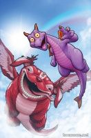 DISNEY KINGDOMS: FIGMENT #2 (OF 5)