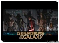 MARVEL'S GUARDIANS OF THE GALAXY: THE ART OF THE MOVIE SLIPCASE HC