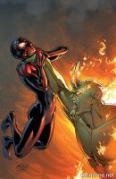 MILES MORALES: THE ULTIMATE SPIDER-MAN #3