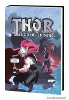 THOR: GOD OF THUNDER VOL. 4 — THE LAST DAYS OF MIDGARD PREMIERE HC