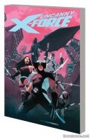 UNCANNY X-FORCE BY RICK REMENDER: THE COMPLETE COLLECTION VOL. 1 TPB