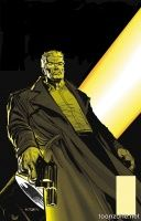 BATMAN: GORDON OF GOTHAM TP