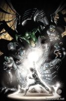 GREEN LANTERN: NEW GUARDIANS #34