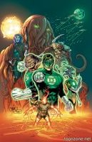 GREEN LANTERN VOL. 5 HC: TEST OF WILLS