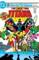 NEW TEEN TITANS VOL. 1 TP