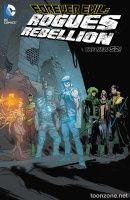 FOREVER EVIL: ROGUES REBELLION TP