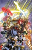 GUARDIANS OF THE GALAXY #18 (Alex Ross Variant)