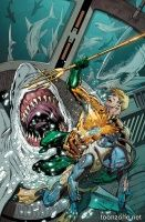 AQUAMAN VOL. 5: SEA OF STORMS HC