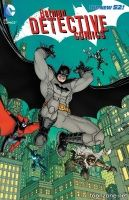 BATMAN: DETECTIVE COMICS VOL. 5 – GOTHTOPIA HC