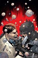 BATMAN AND ROBIN VOL. 5: THE BIG BURN HC