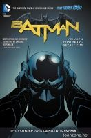 BATMAN VOL. 4: ZERO YEAR – SECRET CITY TP