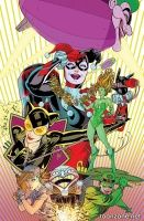 GOTHAM CITY SIRENS BOOK ONE TP