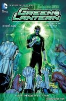 GREEN LANTERN VOL. 4: DARK DAYS TP