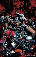 SUICIDE SQUAD VOL. 5: WALLED IN TP