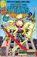 TEEN TITANS: A CELEBRATON OF 50 YEARS HC