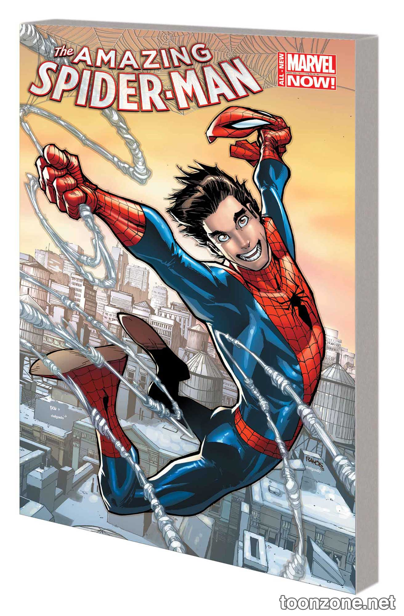 AMAZING SPIDER-MAN VOL. 1: THE PARKER LUCK TPB