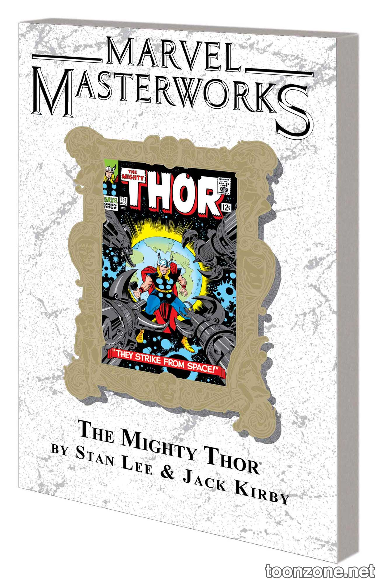 MARVEL MASTERWORKS: THE MIGHTY THOR VOL. 5 TPB — VARIANT EDITION VOL. 69 (DM ONLY)