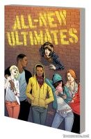 ALL-NEW ULTIMATES VOL. 1: POWER FOR POWER TPB