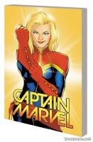 CAPTAIN MARVEL VOL. 1: HIGHER, FURTHER, FASTER, MORE TPB
