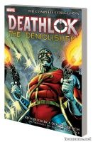 DEATHLOK THE DEMOLISHER: THE COMPLETE COLLECTION TPB