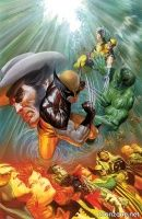 DEATH OF WOLVERINE #1 (Alex Ross Variant)
