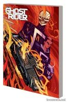 ALL-NEW GHOST RIDER VOL. 1: ENGINES OF VENGEANCE TPB