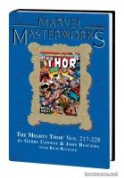 MARVEL MASTERWORKS: THE MIGHTY THOR VOL. 13 HC — VARIANT EDITION VOL. 213 (DM ONLY)