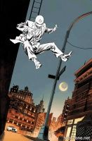 MOON KNIGHT #7 (Variant Cover)