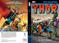 THOR EPIC COLLECTION: THE GOD OF THUNDER TPB