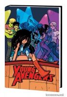 YOUNG AVENGERS BY KIERON GILLEN & JAMIE MCKELVIE OMNIBUS HC O'MALLEY COVER (DM ONLY)