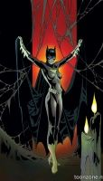 BATGIRL #35 (Kevin Nowlan Monsters Variant)