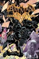 BATMAN: ARKHAM ORIGINS HC