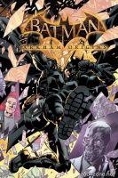 BATMAN: ARKHAM ORIGINS HC