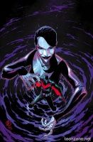 BATMAN BEYOND UNIVERSE #15