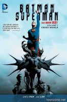 BATMAN/SUPERMAN VOL. 1: CROSS WORLD TP