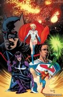 EARTH 2: WORLD'S END #1 (Yanick Paquette Variant)